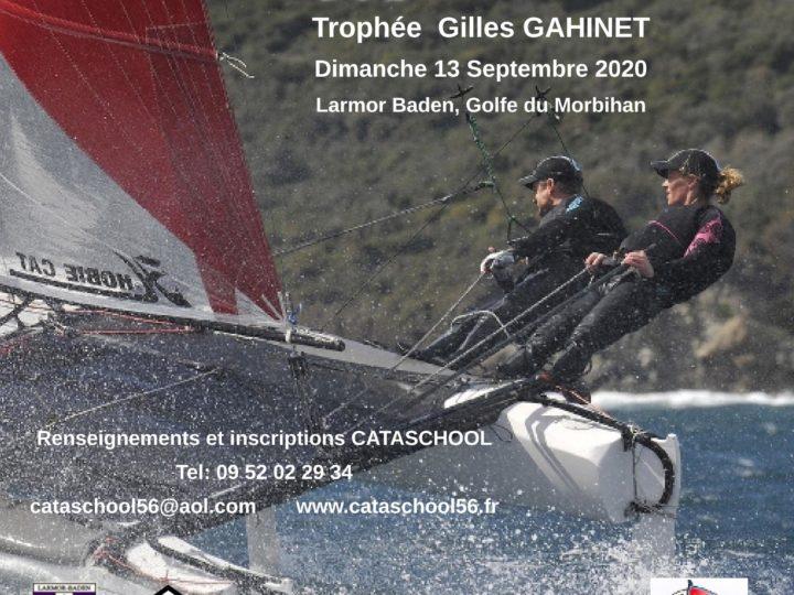 Trophée Gilles GAHINET